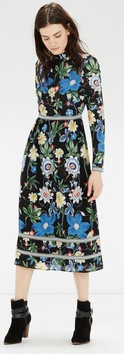 Warehouse Silk midi dress £120.00