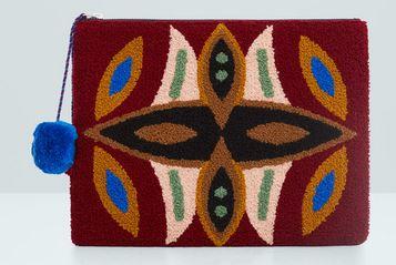 Textured envelope bag, £29.99, Mango