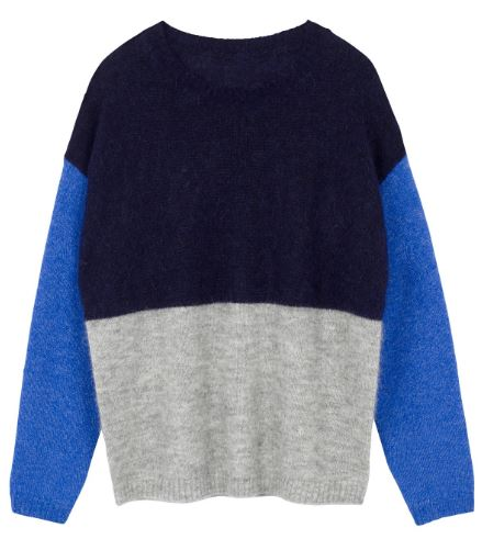Hush Colour block jumper - £99.00 (also available in grey)