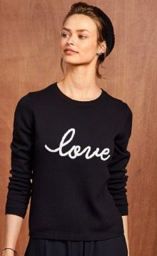 Hush LOVE jumper - £79.00