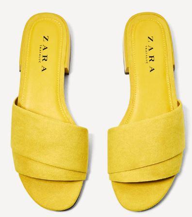Sliders, Zara £15.99