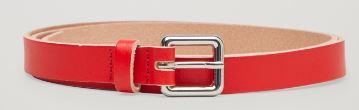 Metallic belt, Cos £19.00