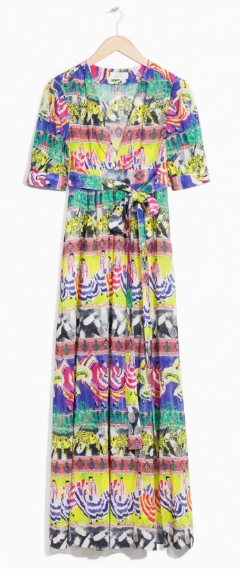 Summer fiesta dress, &other stories £79.00