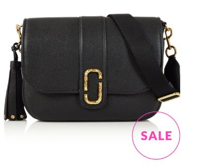Marc Jacobs Interlock shoulder bag, £224.00 (was £560.00), Very Exclusive