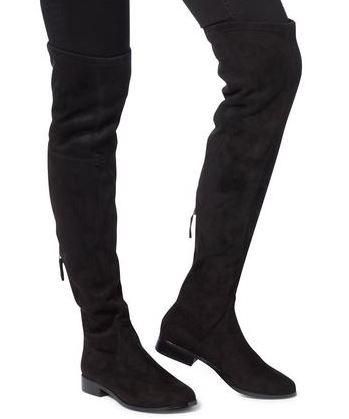 Odessa over the knee boots, Steve Madden £110.00