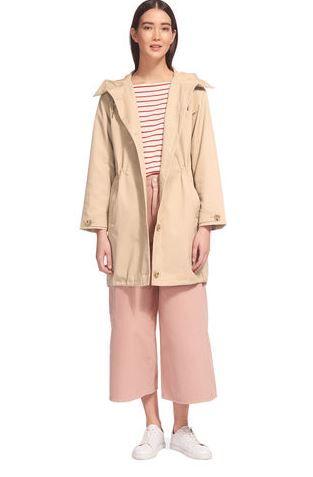 Hooded spring parka, Whistles £149.00