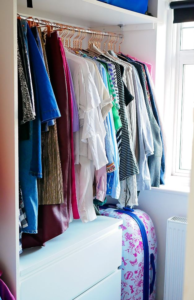 AFTER THE WARDROBE DETOX