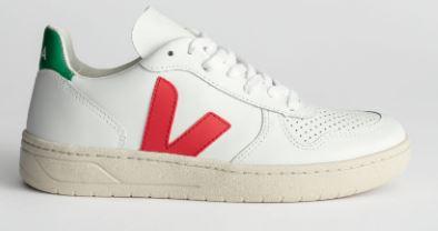 Veja V-10 sneakers, &other stories £115