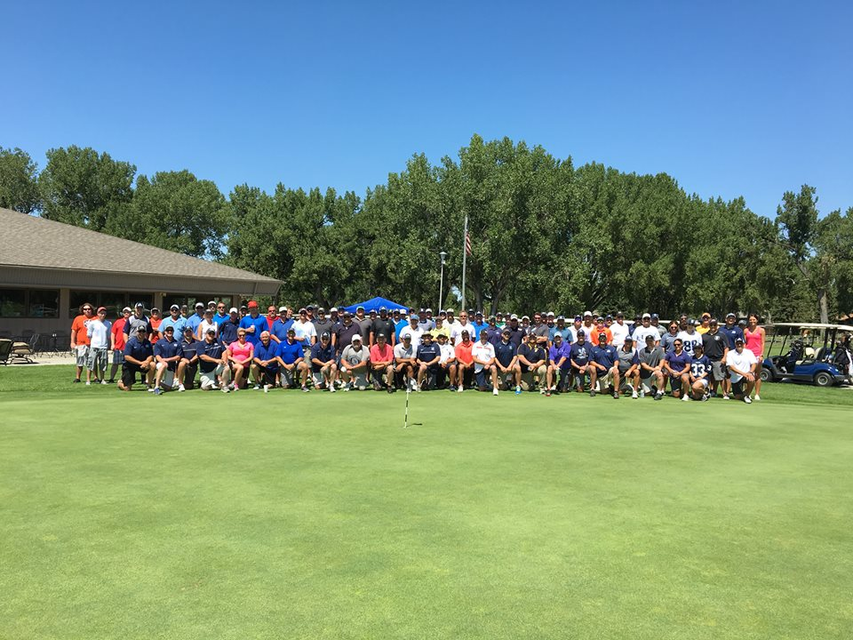 For more photos of the 2016 TD Club Golf Scramble  click here.
