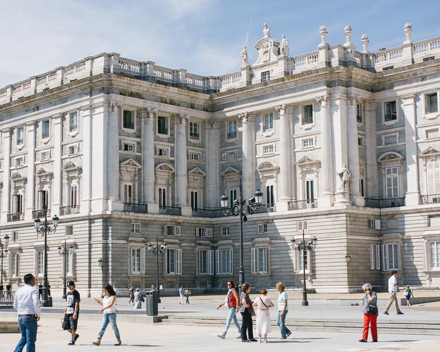 Palacio Real de Madrid (Royal Palace of Madrid)