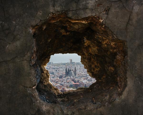 Gaudi's La Sagrada Familia
