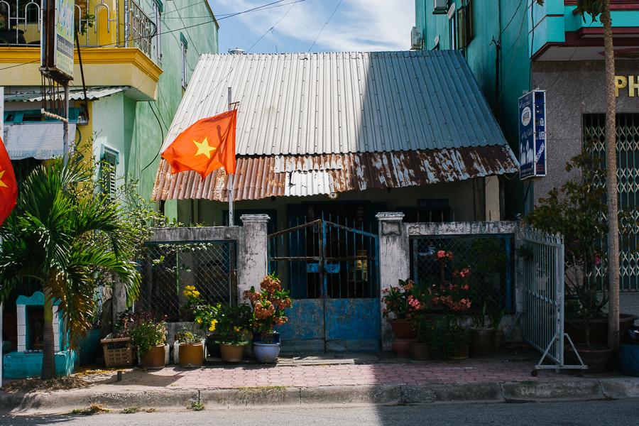 Vietnam (near the Cambodia border)