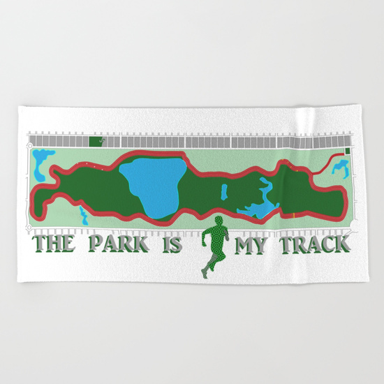 The Park is my Track Towel/Tee :  LINK