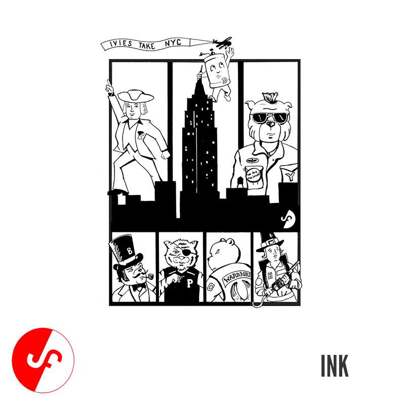 Ivies Take NYC