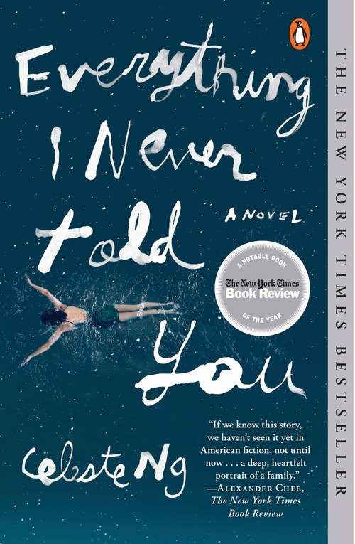 everything i never told you english edition