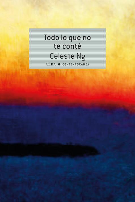 Todo lo que no te conté (Spain, Alba Editorial)
