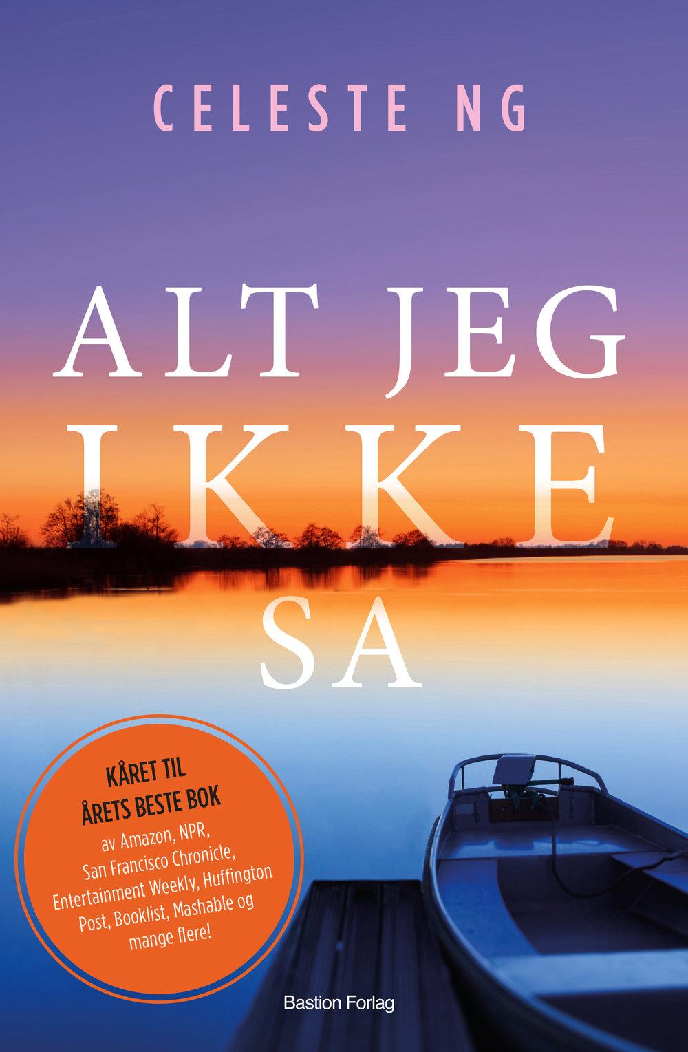 Alt Jeg Ikke Sa (Norwegian; Bastion)