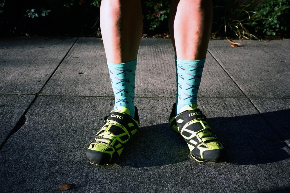 Shoe Size - 10 / 44 - Sock Size - Large