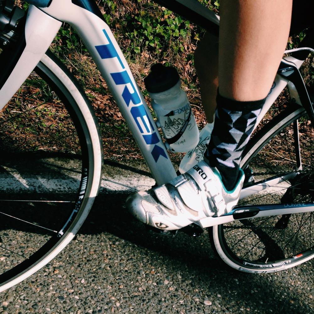 New Bike Day & New Sock Day often go hand in hand.