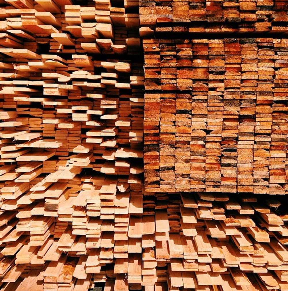 good wood.