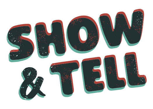 The Telling Room's Show & Tell