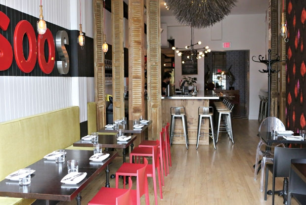 Post City Toronto - Table Talk: Joanne Kates reviews Soos