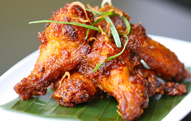 Toronto Life - - Introducing: Soos, a new Malaysian restaurant on the Ossington strip- Review: Soos brings Malay street food and clever bar snacks to Ossington- The 13 best restaurants in Trinity Bellwoods and Little Italy right now