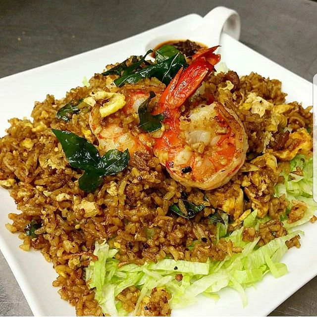 Nasi Goreng tonight with tiger prawn and ikan bilis!  Also serving up the crowd fave from @fatchoito - Sloppy Jack! Had a great opening 2 days - go check it out next week!  #nasigoreng #sloppyjack #soostoronto #reimagining #malaysian #streetfood #malaysianfood #ossington #torontoeats #tastetoronto #toreats #torontofood #foodporn #torontolife #blogto #ypdine #torontofood #tastetoronto #singapore #tastetoronto #toreats #ieatto