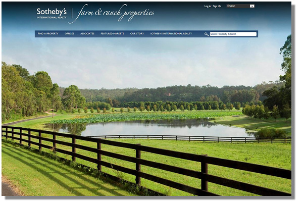 FARM AND RANCH PROPERTIES