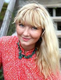 Co-Founder, Emily Pinto.