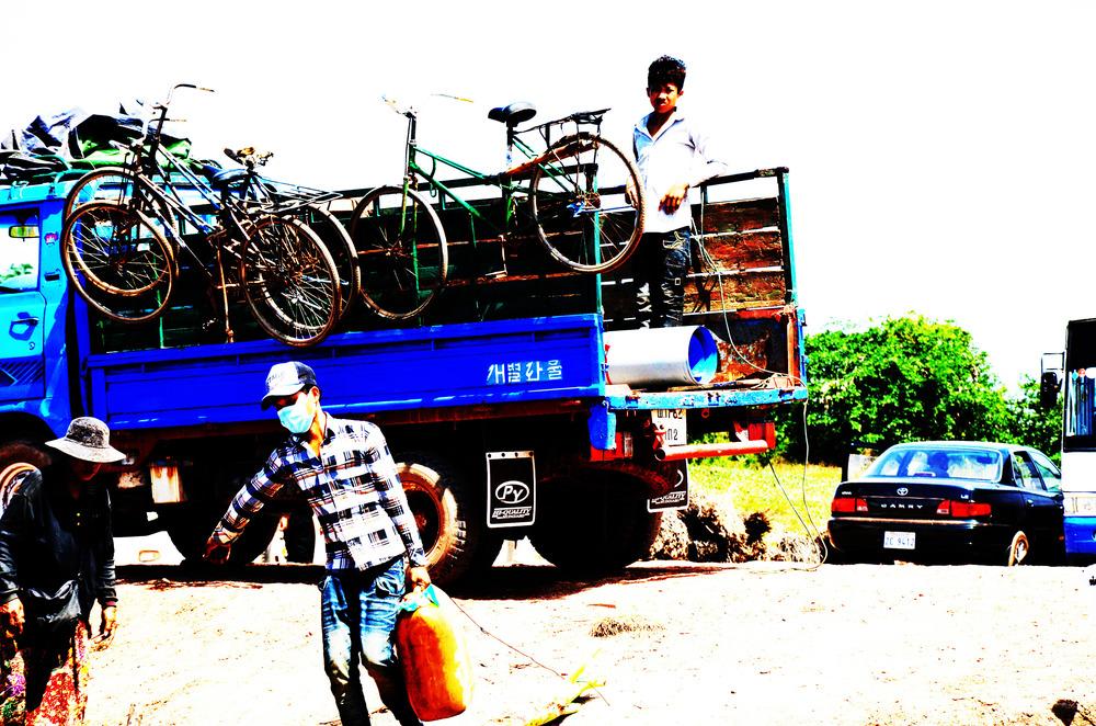 개별화물 in Cambodia