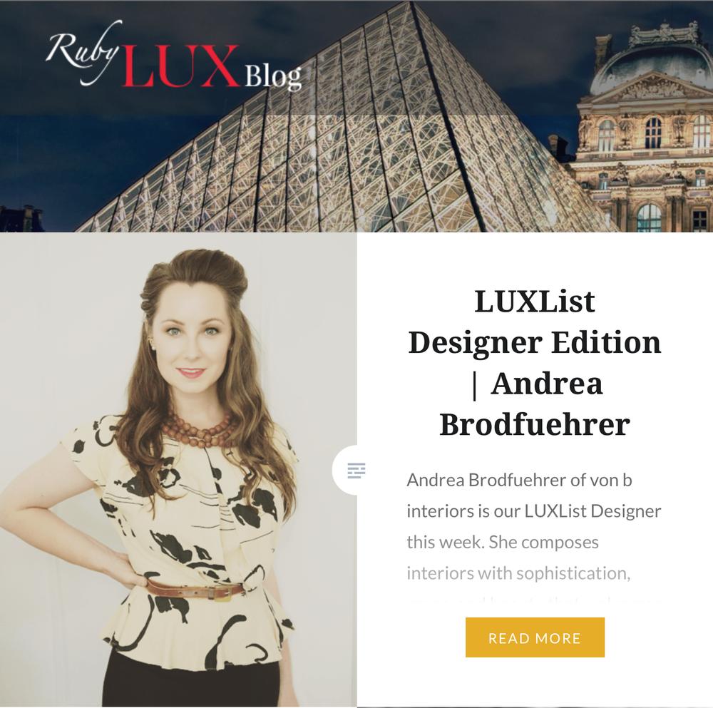 vonb_RubyLUX