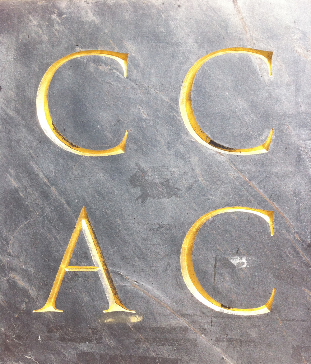 CCA sign