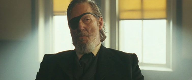 Image: Jeff Bridges in True Grit via IMDb Not every shot needs to be a jaw-dropping exercise in masterful composition. Sometimes you need to reign it in and go back to the basics, allowing the characters and the story to drive the narrative and keep the audience engaged. There's nothing worse than an ostentatious shot or some lighting that draws attention to itself, and you might go, 'Oh, wow, that's spectacular.' Or that spectacular shot, a big crane move, or something. But it's not necessarily right for the film — you jump out, you think about the surface, and you don't stay in there with the characters and the story. – Roger Deakins via Screen Writing from Iowa