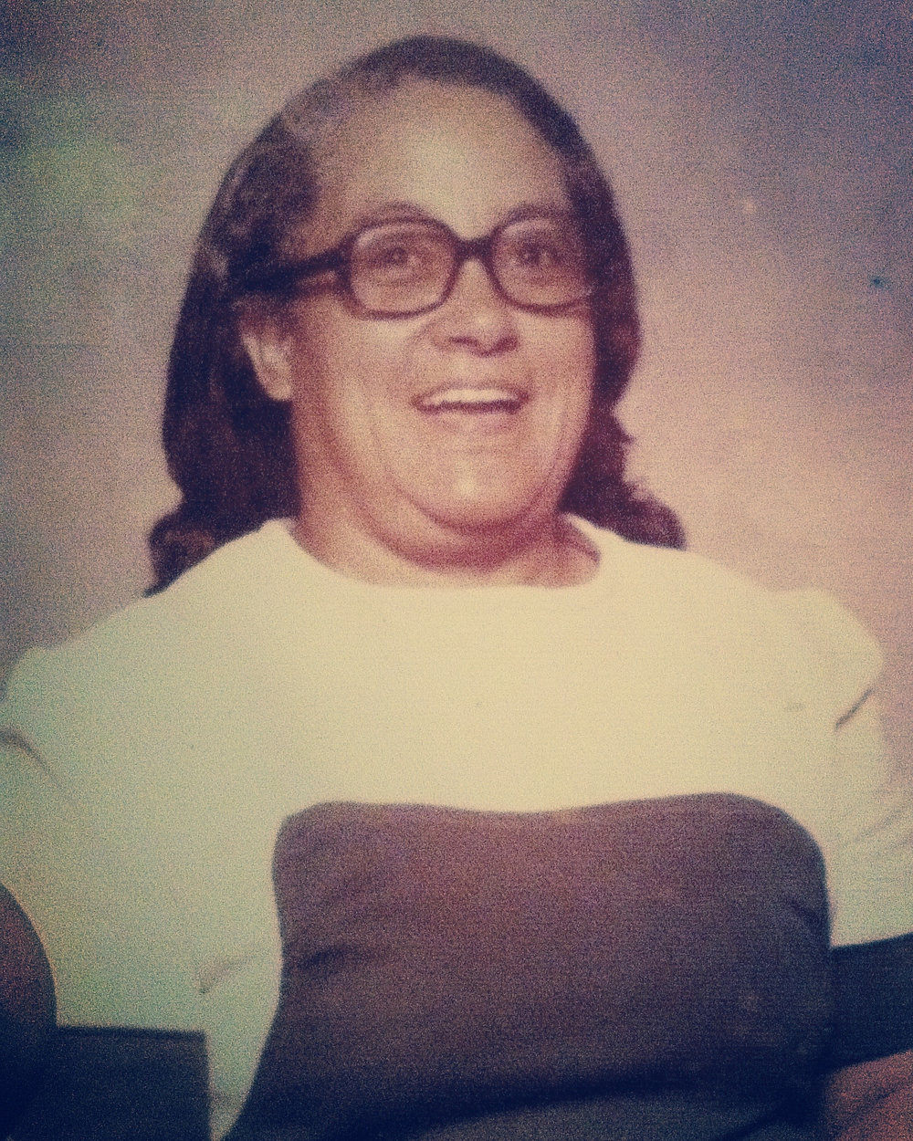 Grandma Mary Alice Hawkins.