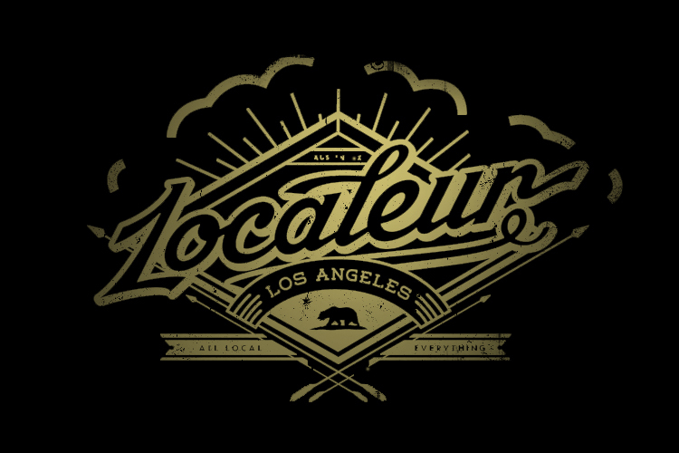 Localeur LA design by Chase White
