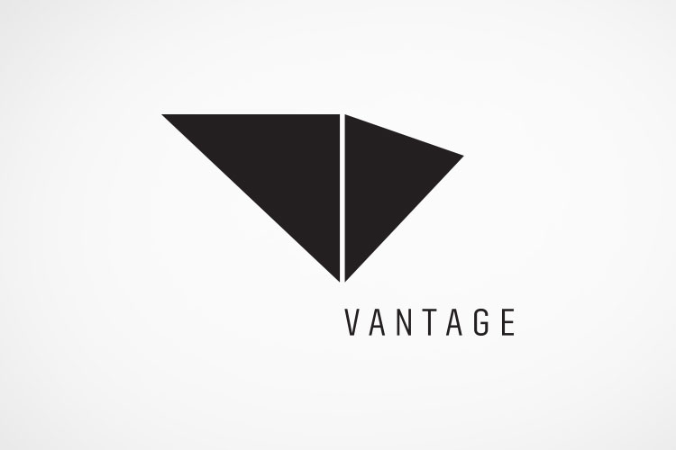Brand identity for  Vantage Design Group , a Los Angeles architecture firm