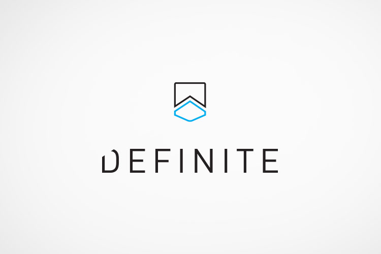 Rebrand for Definite TV, a production company