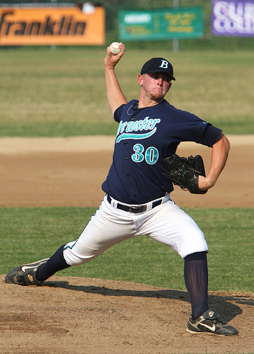 Caleb Cotham (Vanderbilt) and the Whitecaps are looking for magic at the end of the season. Photo courtesy of CapeHomepage.com
