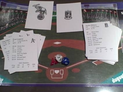 Cape League dice game