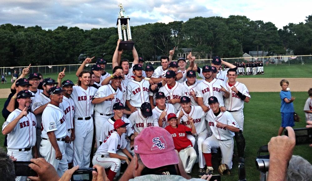 Photo by Joe Rubin, Y-D Red Sox