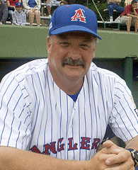 Chatham's John Schiffner  Image credit:  baseballcoachesclinic.com