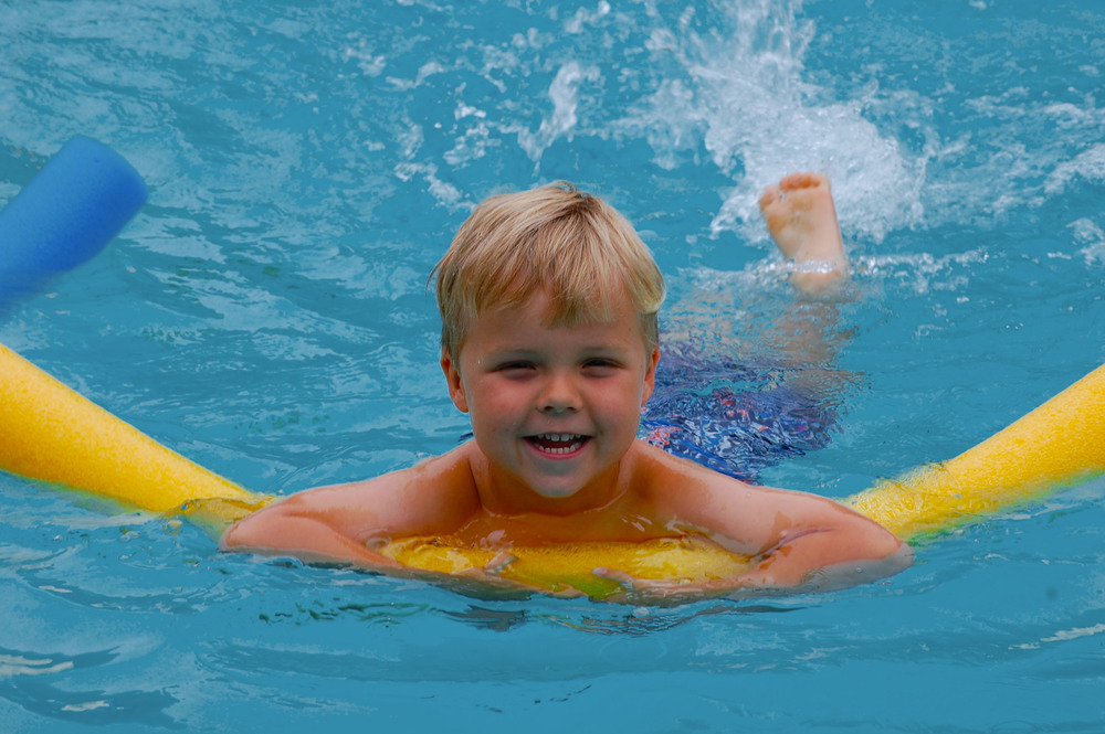 Positives Of Using Pool Noodles Jump Start Swimming