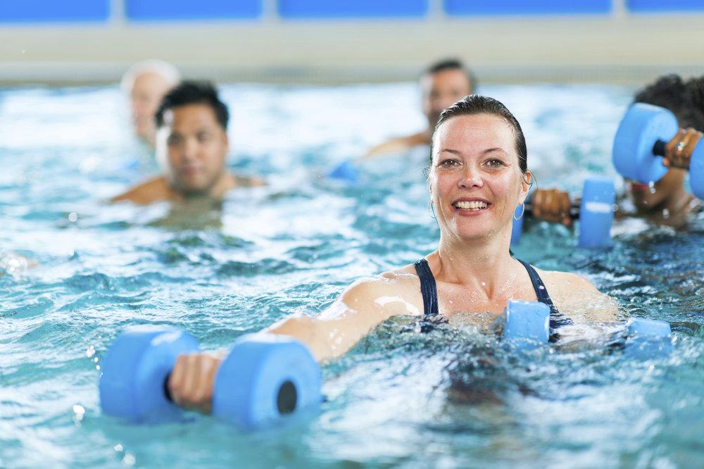 Aqua Fit - Water Aerobics