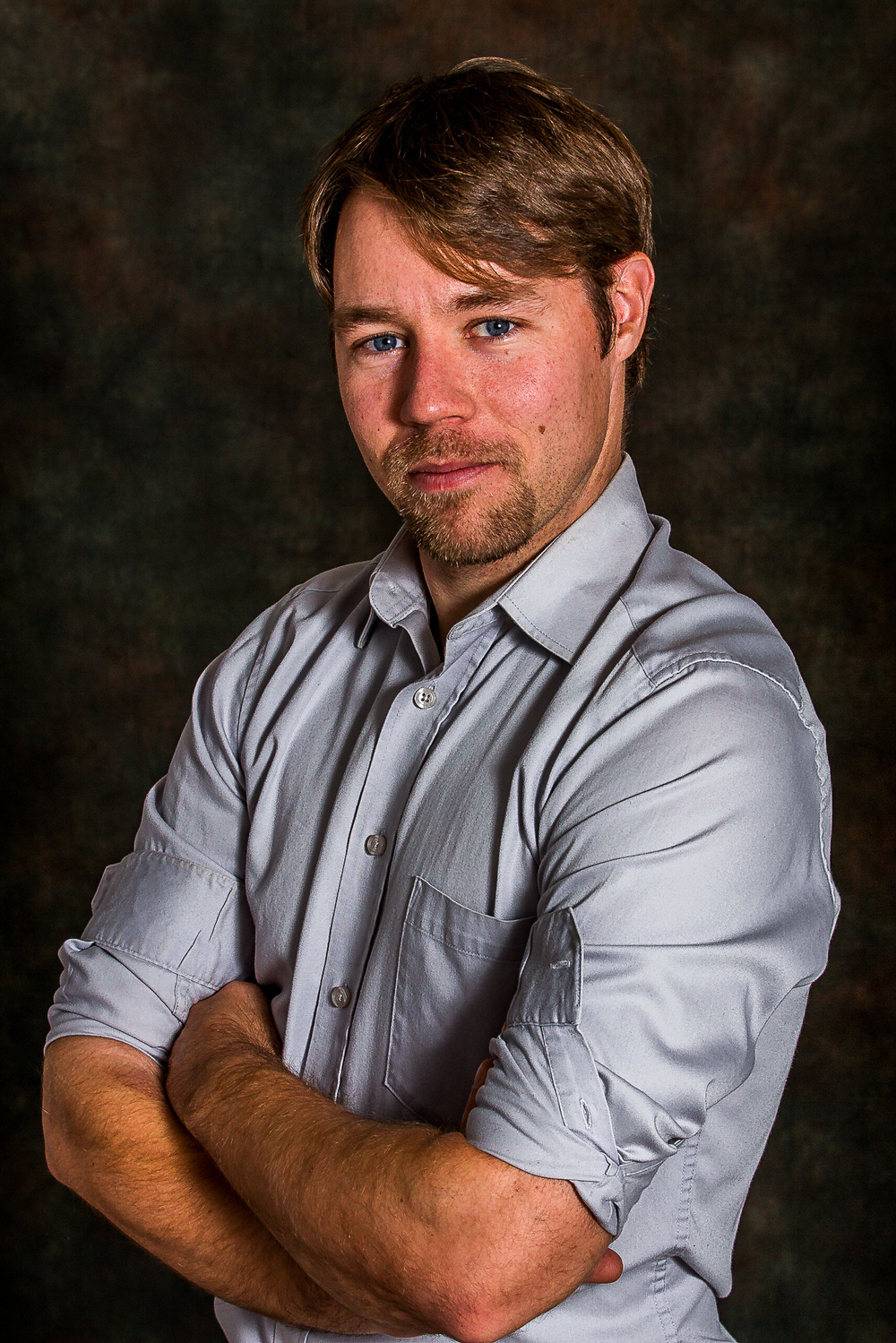 Actor Handsome Headshot