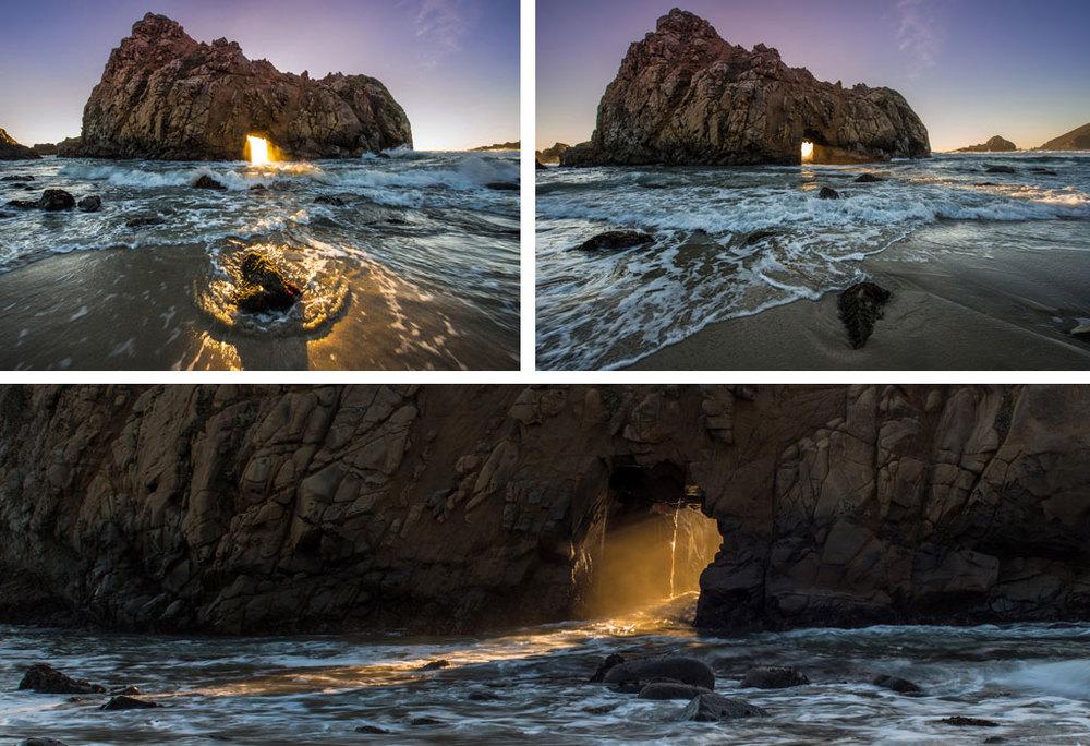 Pfieffer-Beach-collage-2
