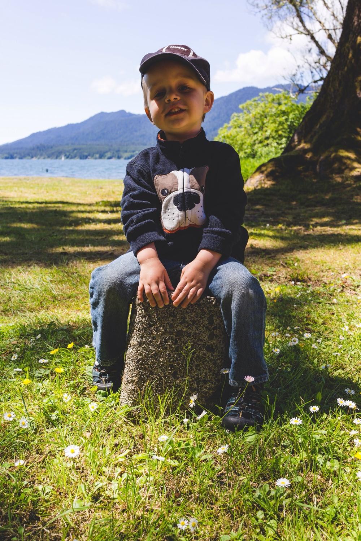 Oliver in June 2014, Lake Quinault