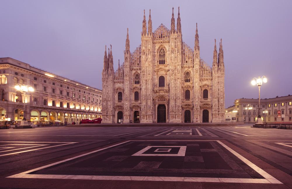 Duomo di Milano, December 2014