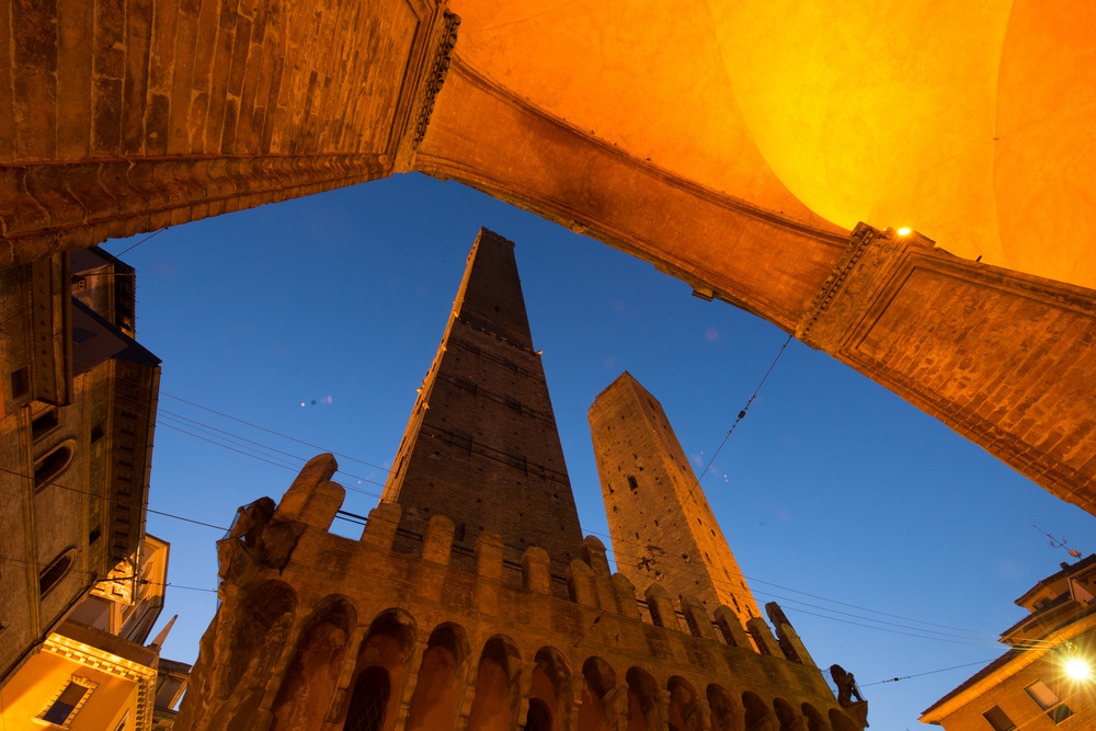 Towers of Bologna - August 2015