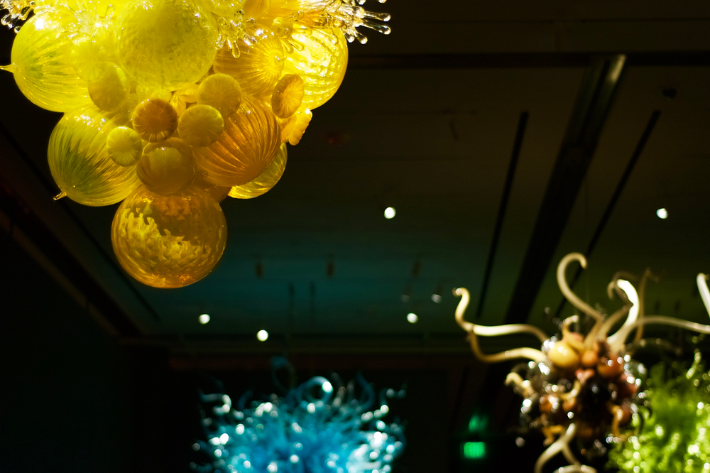 Through the Looking Glass by Dale Chihuly, 2011